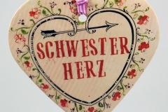 Nina von Herrath Herz Schwesterherz