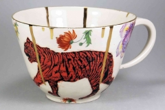 Nina von Herrath Tigertasse
