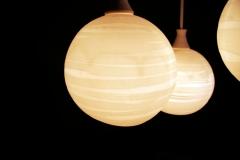 Susann Babion hängende Lampen